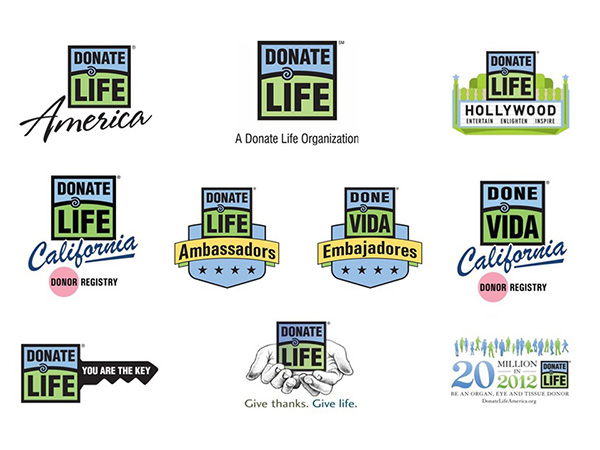 Beginning in 2004, use of the Donate Life logo accelerated rapidly as state donor registries, events...