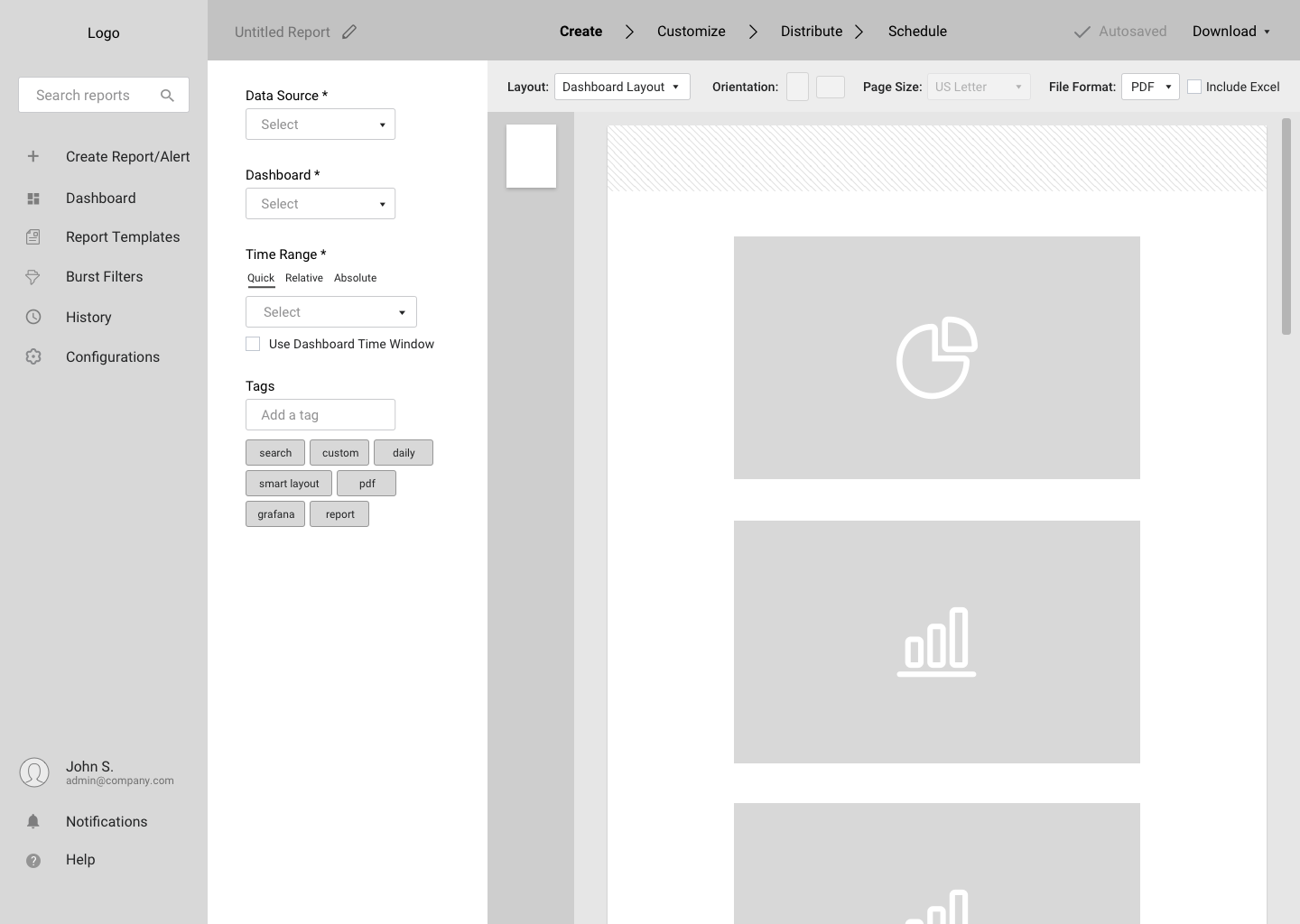 2 Create Report - 2 Dashboard Layout.png