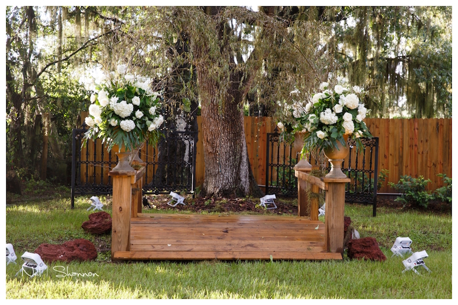 Rustic, Elegant Outdoor Sarasota Wedding Venue | Bakers Ranch