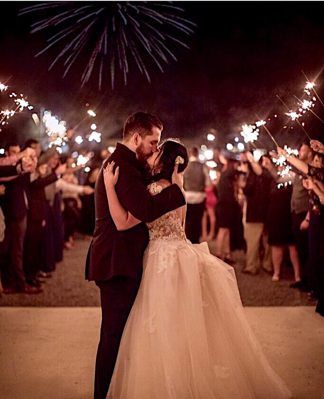 Bakers Ranch - All Inclusive Venue - wedding venue - send off.jpg