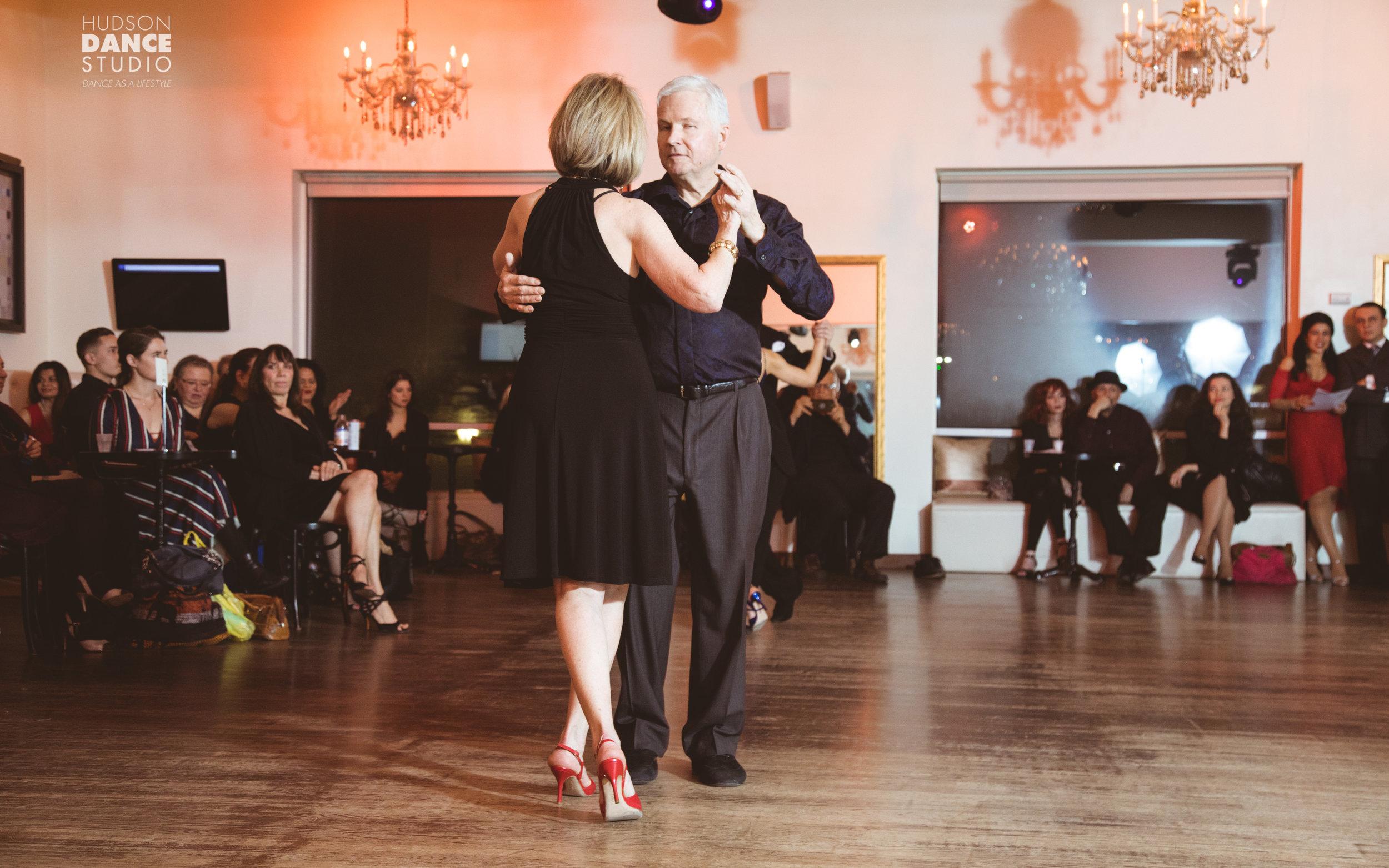 Argentine Tango Dance Classes | Hudson Dance Studio | NJ