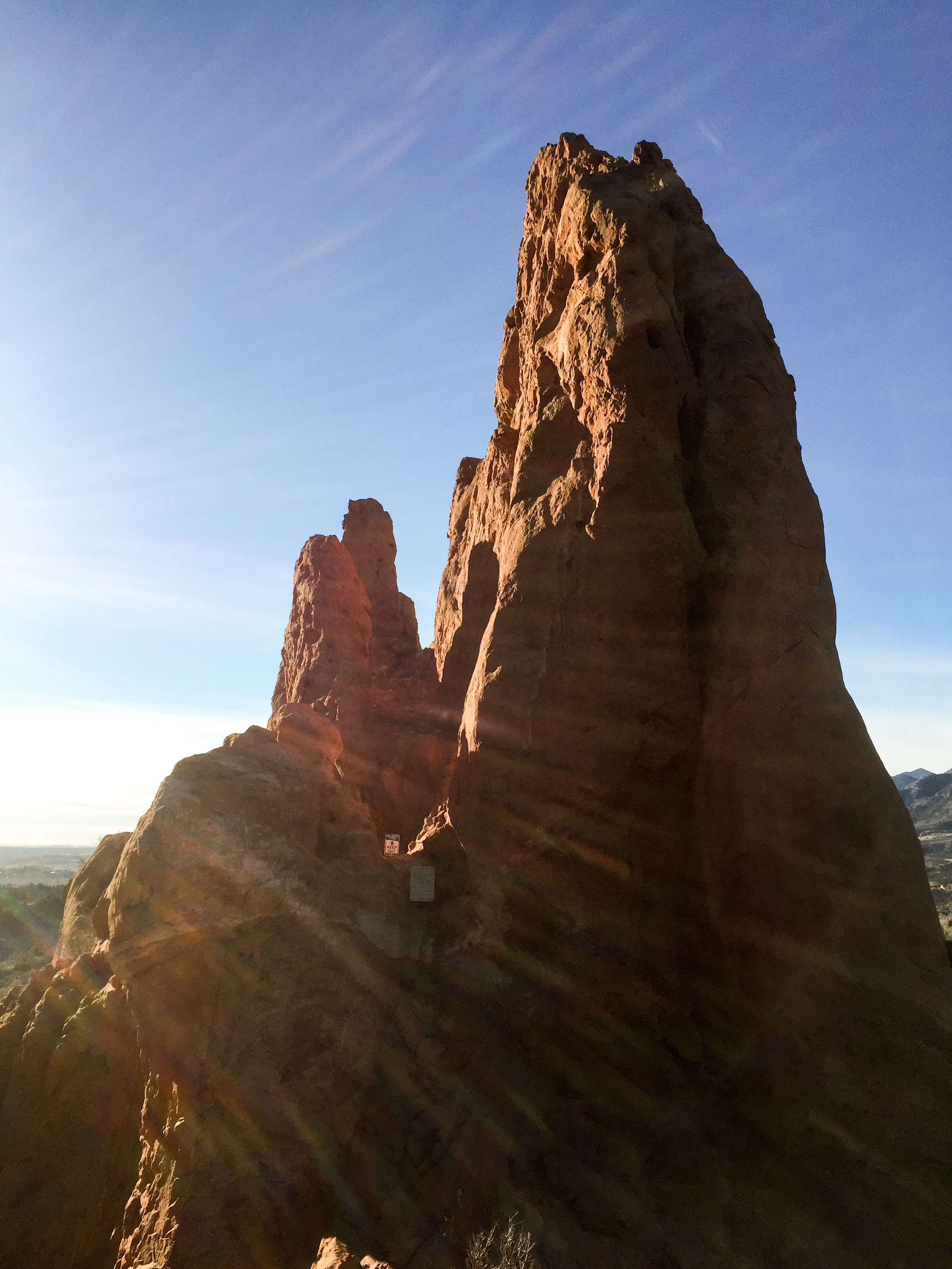sunrise at garden of the gods.JPEG
