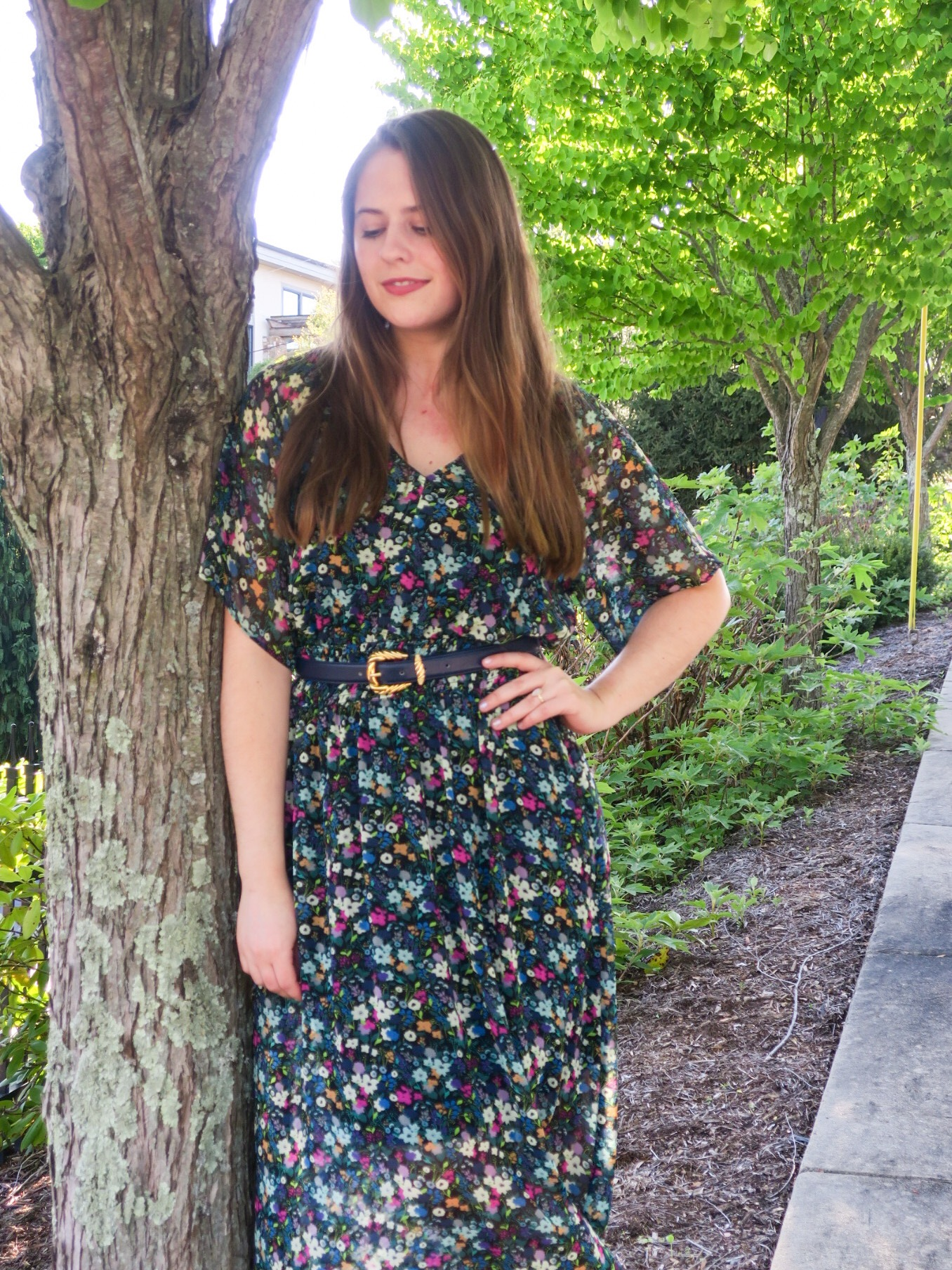 vintage belt spring dress.JPEG