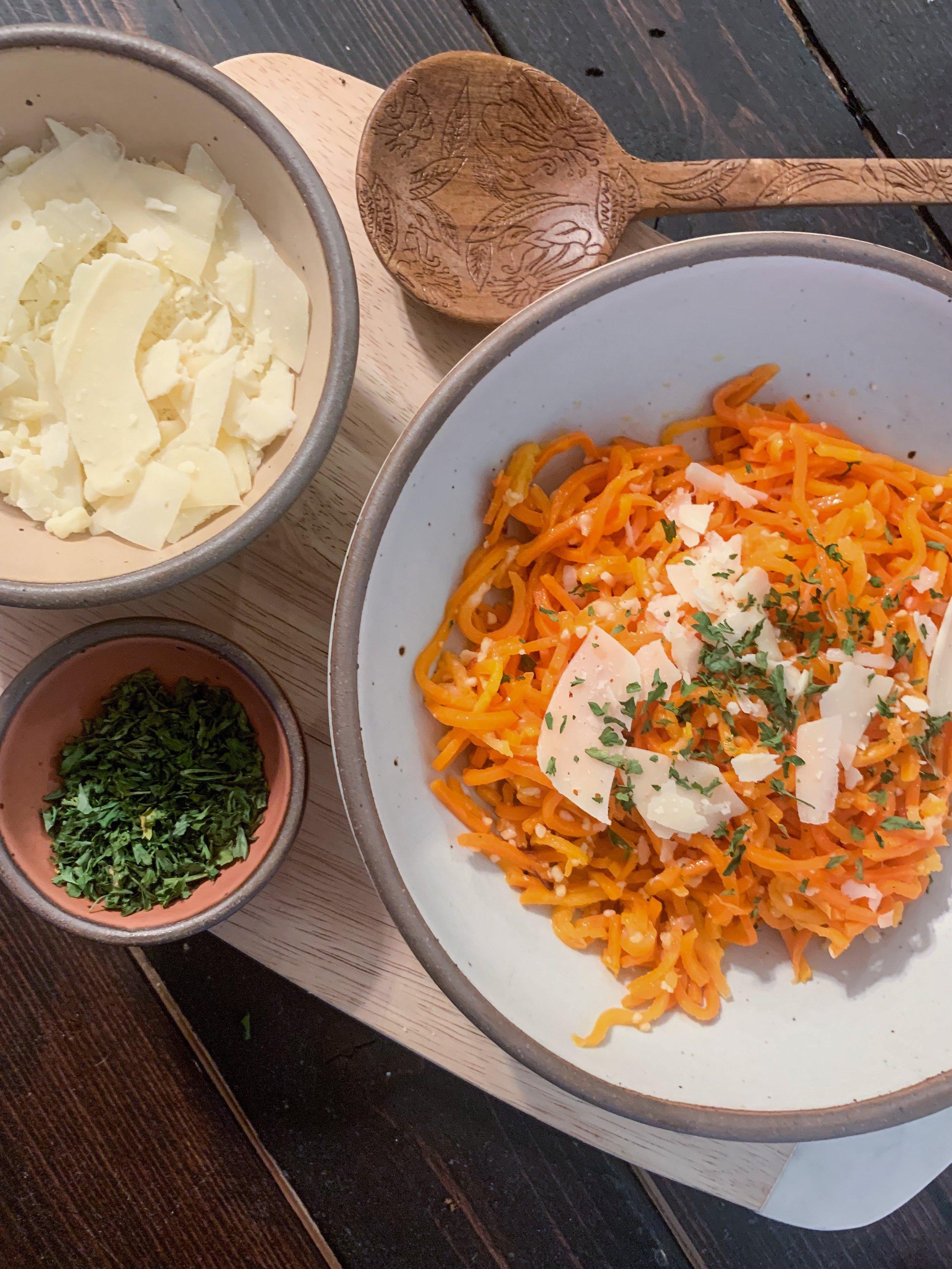 parmesan garlic carrot spirals.JPEG