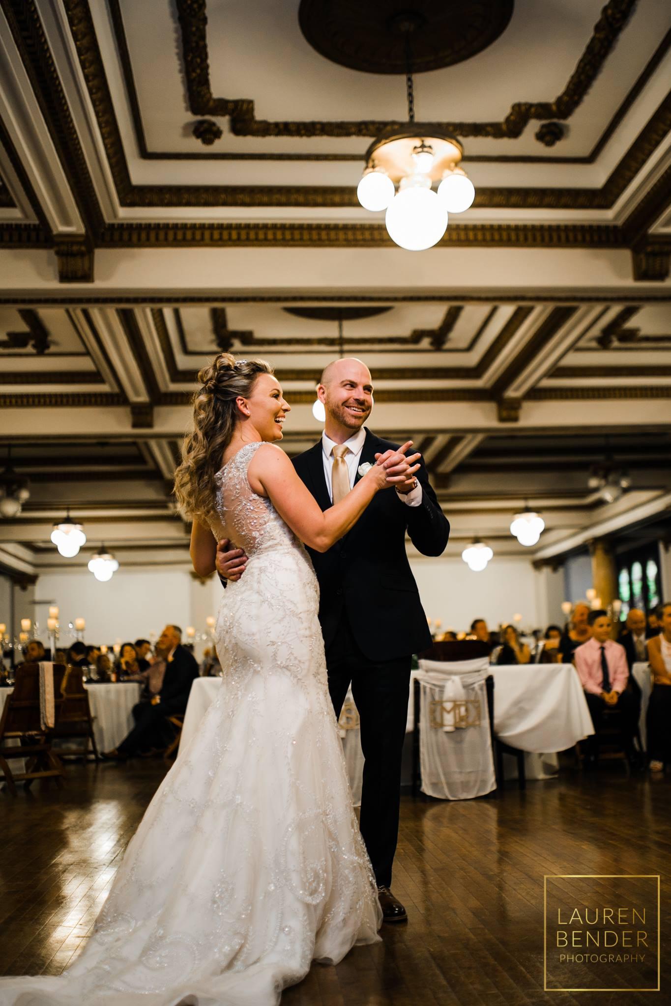asheville wedding dj benjamin t warner