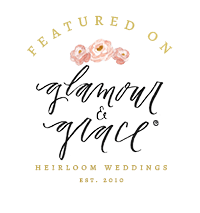Painting Inspired Wedding Ideas AT THE GREYSTONE INN IN LAKE TOXAWAY, NORTH CAROLINA PUBLISHED ON GLAMOUR AND GRACE
