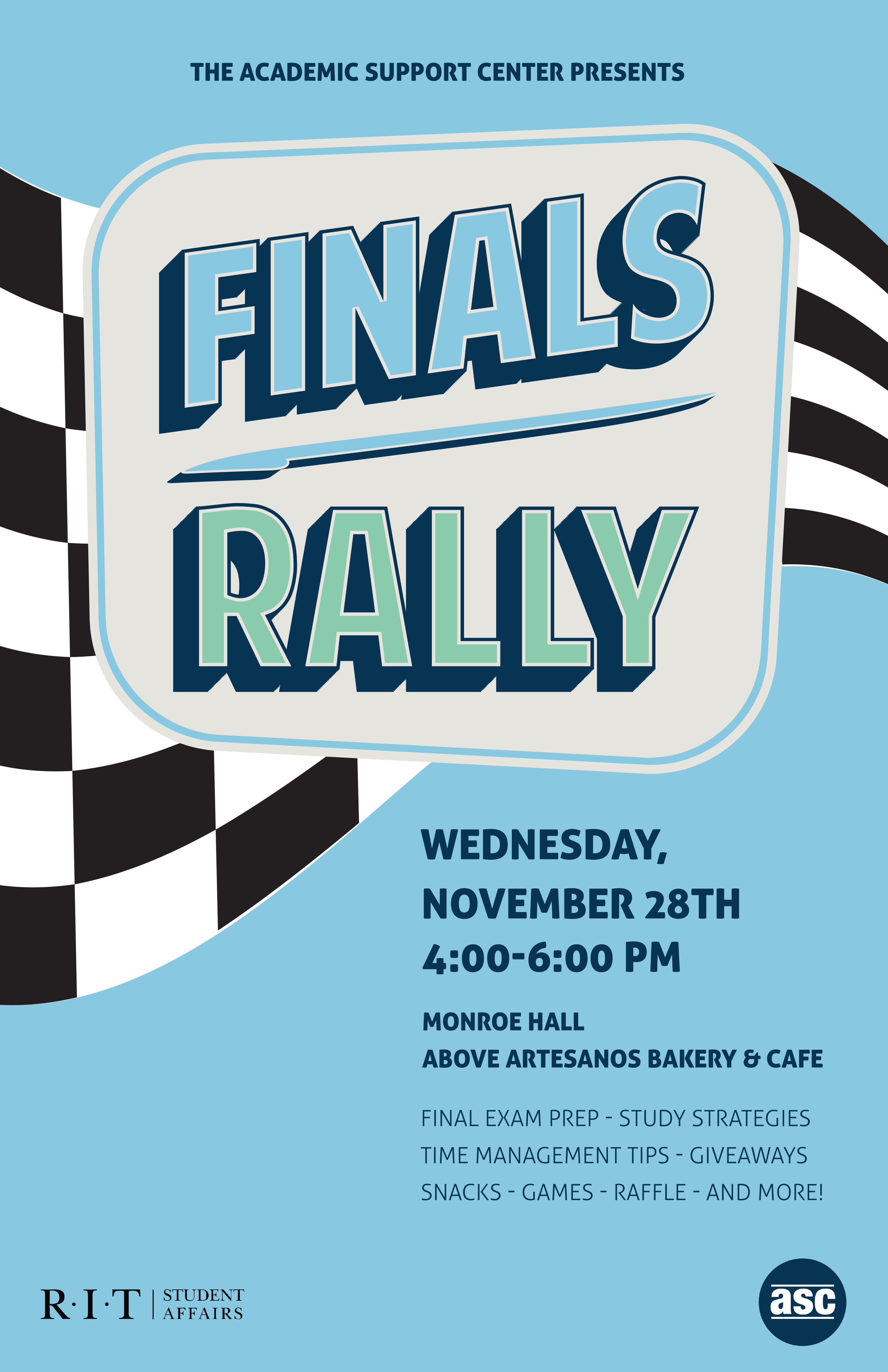 FINALS RALLY