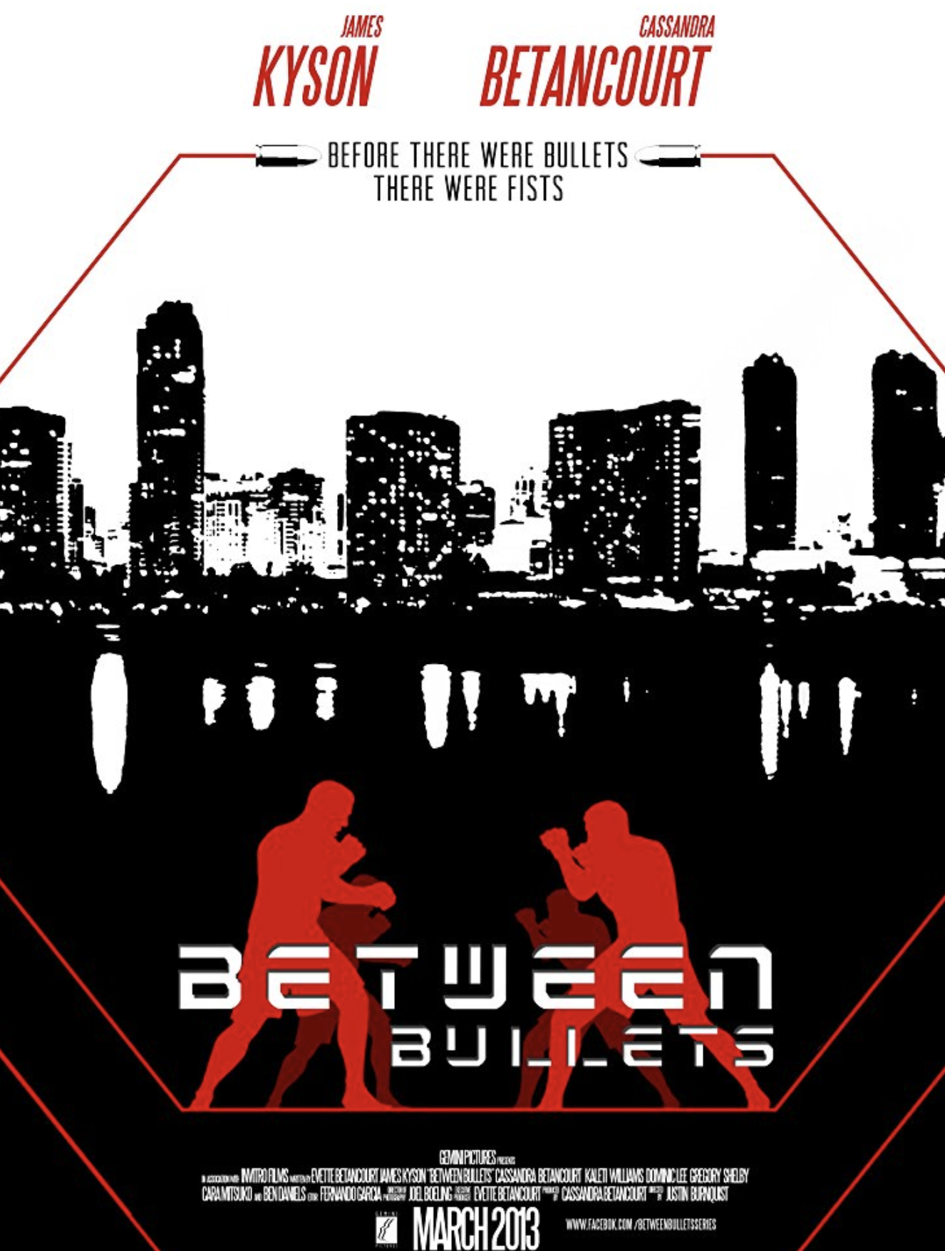 Between Bullets