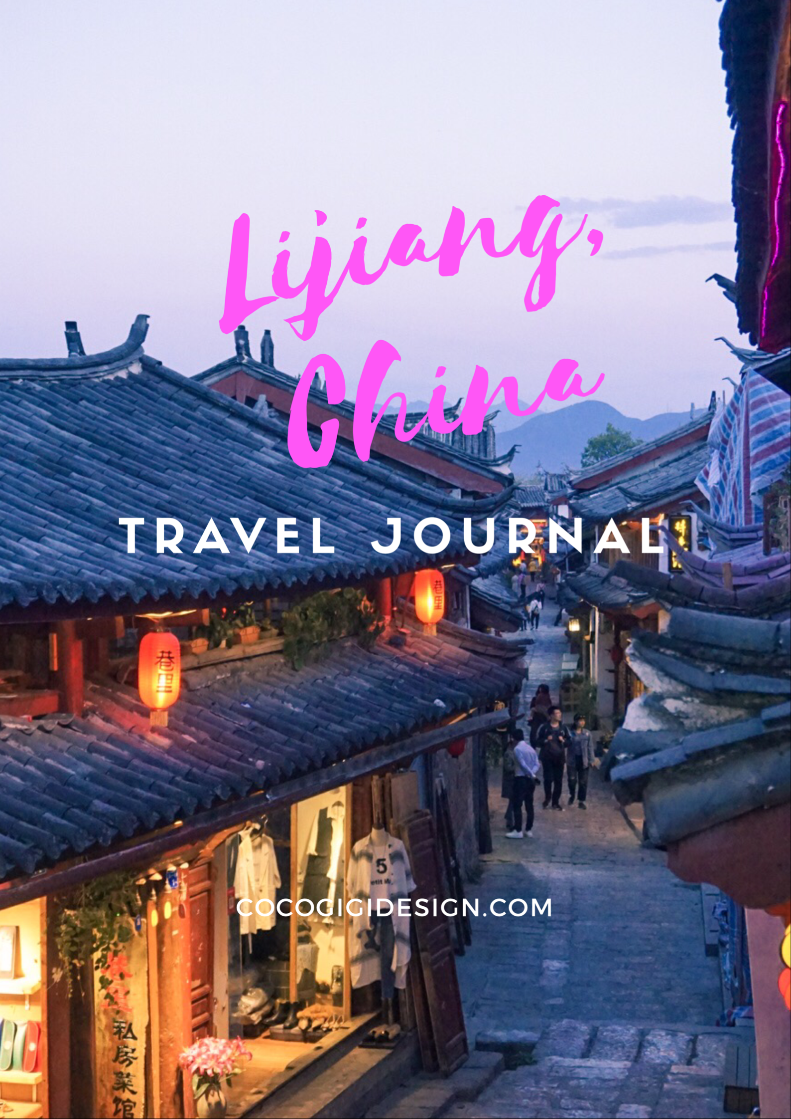 Gina Maldonado - Lijiang, China travel journal.PNG