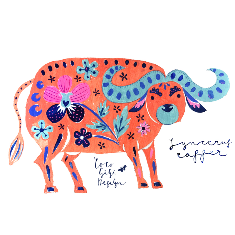 Chinese Zodiac - Ox