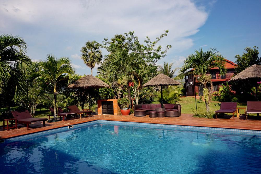 Hotel Villa Vedici in Kampot