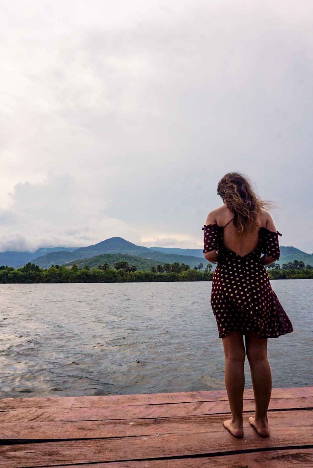 By the Kampot River