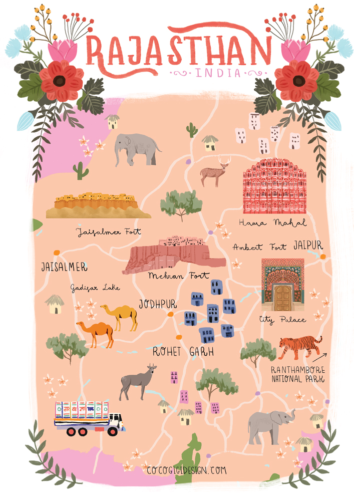 Map-Rajasthan,-India---Gina-Maldonado---Coco-Gigi-Design.jpg