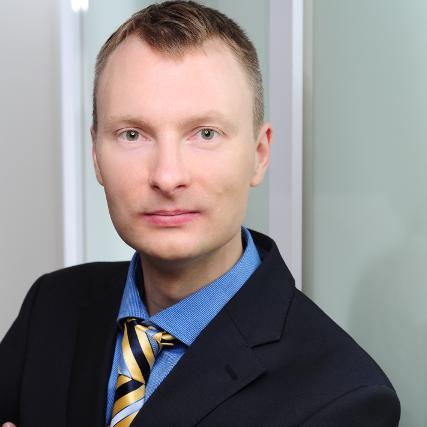 Gabor Szathmari principal cyber security expert