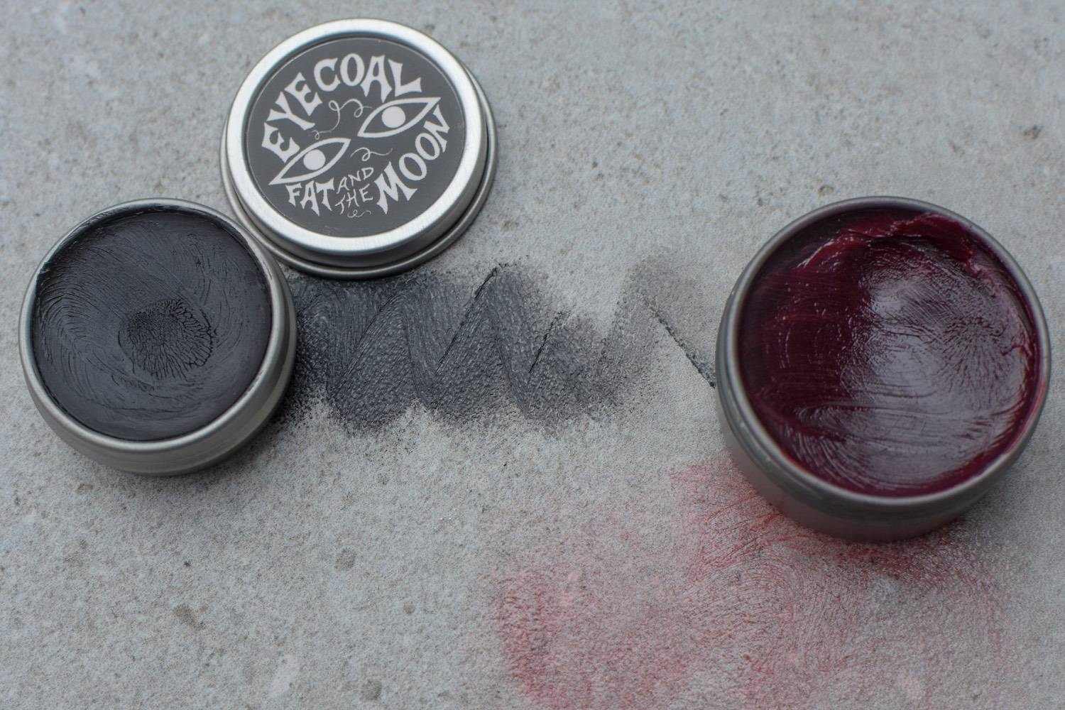FAT AND THE MOON - Definitely a bit of a weird name, but the products are lovely.Fat and the Moon have perfect little pots of colour for lips and cheeks, as well as dramatic black kohl for eyes, which is now in my make-up essentials bag.The range, which is made with 100% natural ingredients, also includes lovely skincare things too.They are a US brand that you can buy via Etsy, but stocked by a few UK places too.