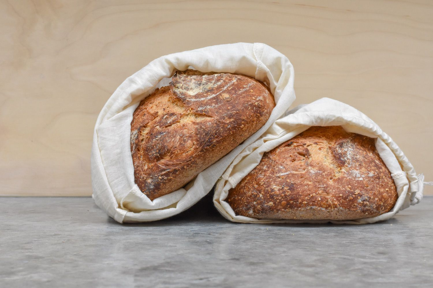 BREAD - The kicker for me was how often I chucked away uneaten sliced bread.The pesky bags would lurk at the back of the cupboard and make a moldy reappearance weeks later. So much plastic. And so much food waste!But really, trying to find a more sustainable loaf has mostly just been an excuse to only buy delicious sourdough bread from Brick House Bakery. The trick is the planning. I stock-up every other week and freeze the loaves in halves, or sliced, for a constant supply of the freshest bread for toast. Zero packaging. Zero food-waste. Maximum bread love. Win.As the BBC would say, 'other local bakeries are available'.