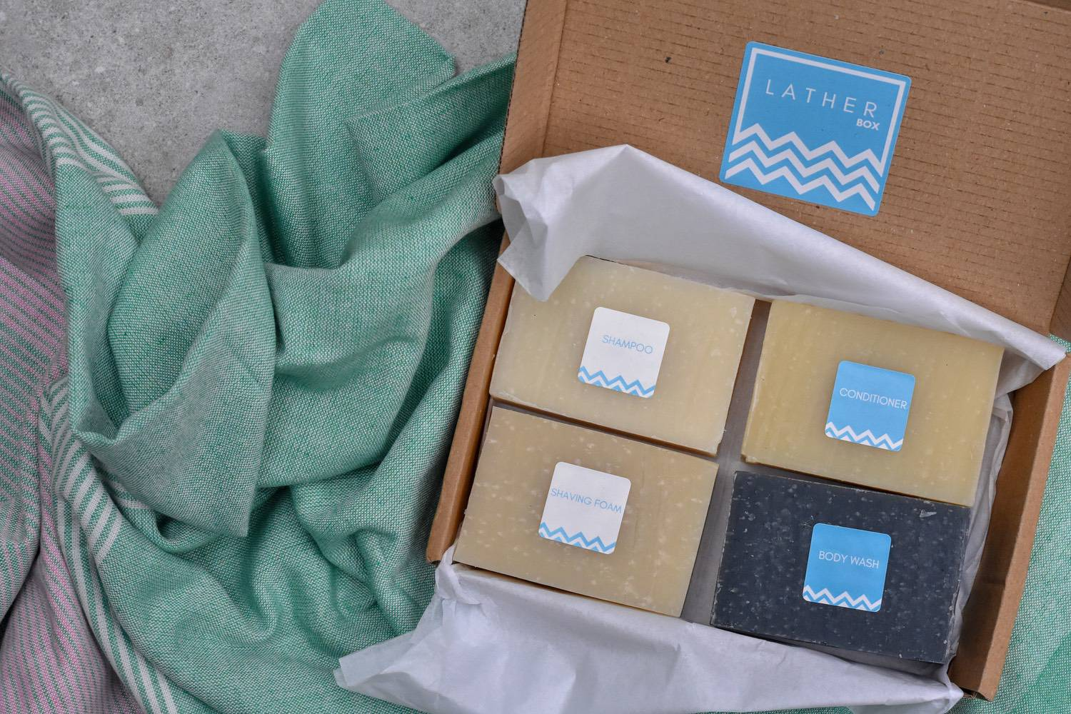 LATHER BOX - This has to be the easiest way to cut back on bathroom plastic.Lather Box is a monthly delivery of plastic-free bars - shampoo, conditioner, shaving foam and body wash.A subscription costs £19 a month, which seems pretty reasonable for a cleans-everything-kit. It's definitely a no-frills solution though. Hard working, all-natural, basic ingredients & no packaging. Also, nothing is scented - which may suit some, but put others off. But, for a low-maintenance bathroom routine and even lower-maintenance shopping, this is a damn fine (plastic-free) way of doing it.