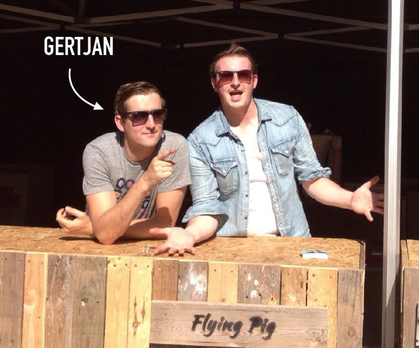Gertjan - operations