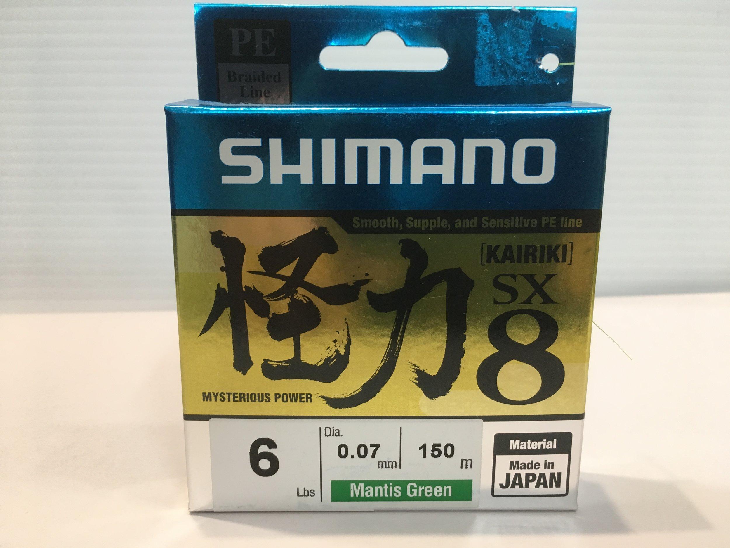 Shimano Kairixi SX8