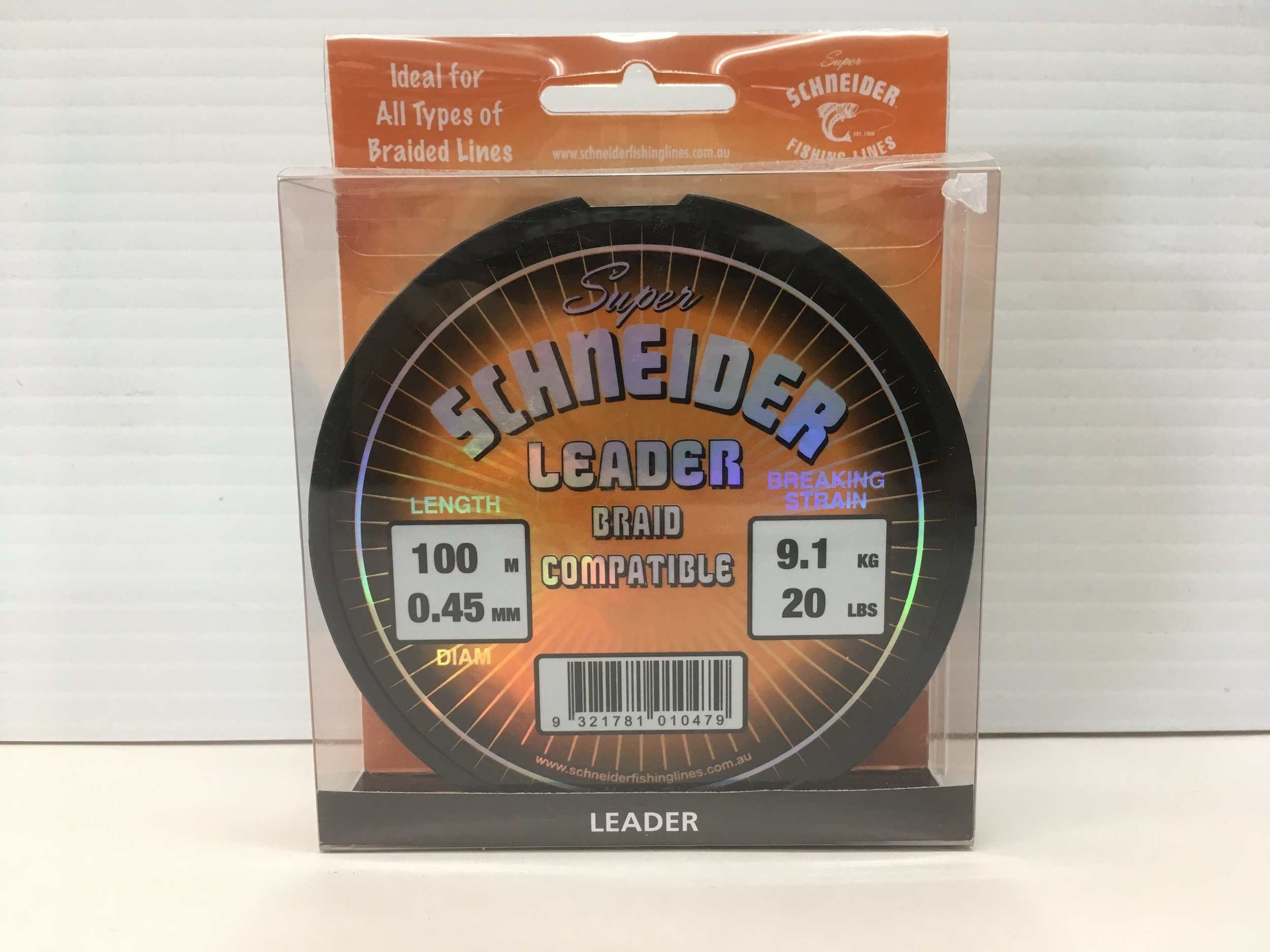 Super Schneider Leader