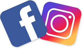 Check us out on  Facebook  &  Instagram