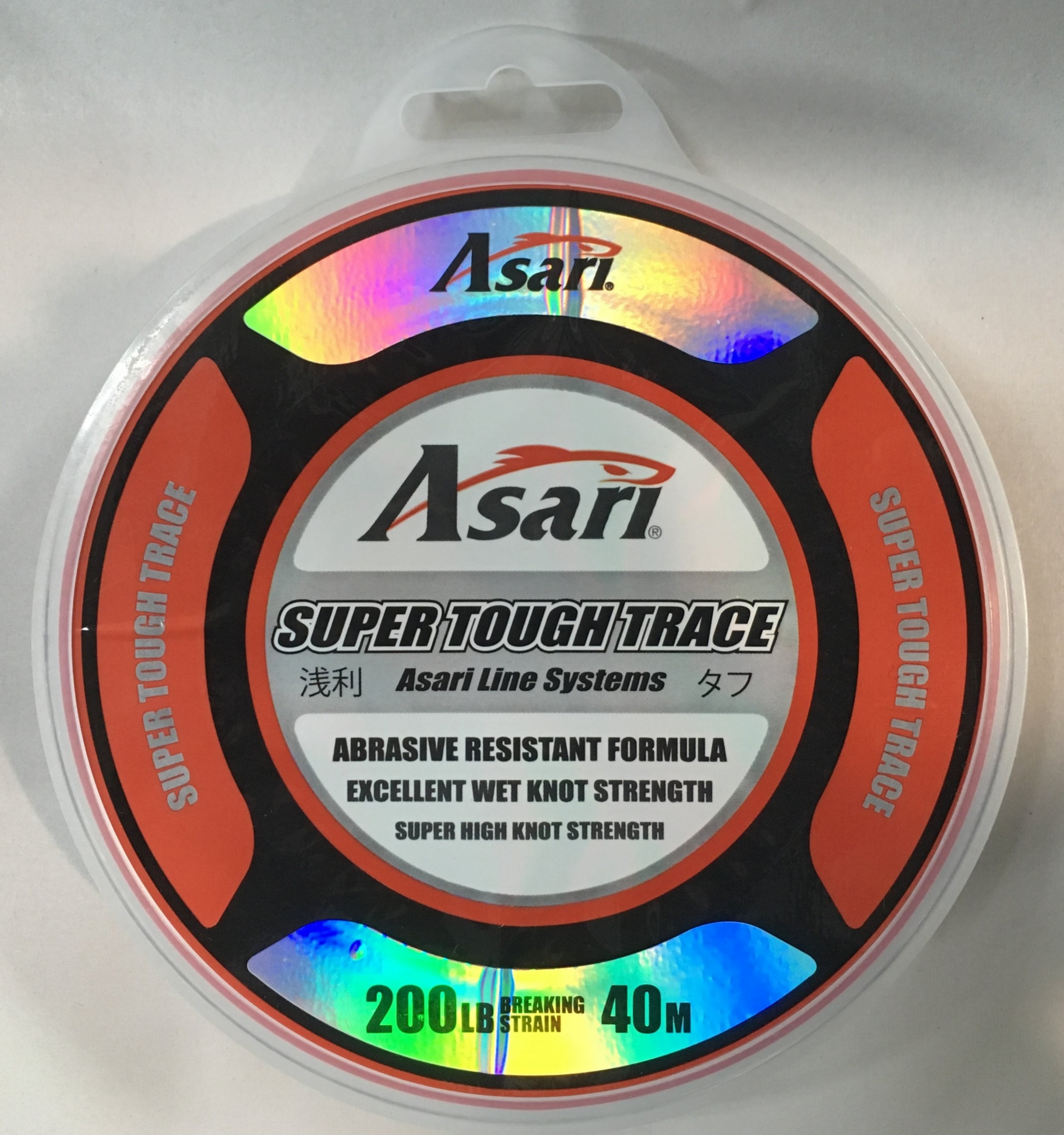 Asari Super Tough Trace
