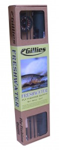 Gillies 6wt freshwater fly outfit