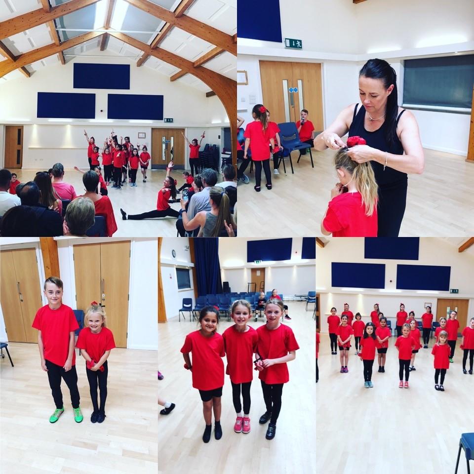 Musical Theatre Classes Oxfordshire