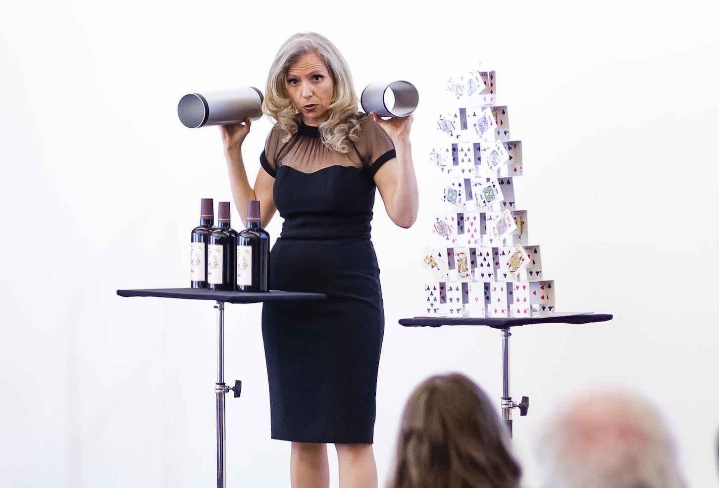 www.HeatherMagic.com_Heather-Rogers_Magician_Speaker_Trainer_Mentalist_Epigenetics_Coach.UC Berkeley Cyber Security Summit, Heather Rogers, Speaker Magician.jpg