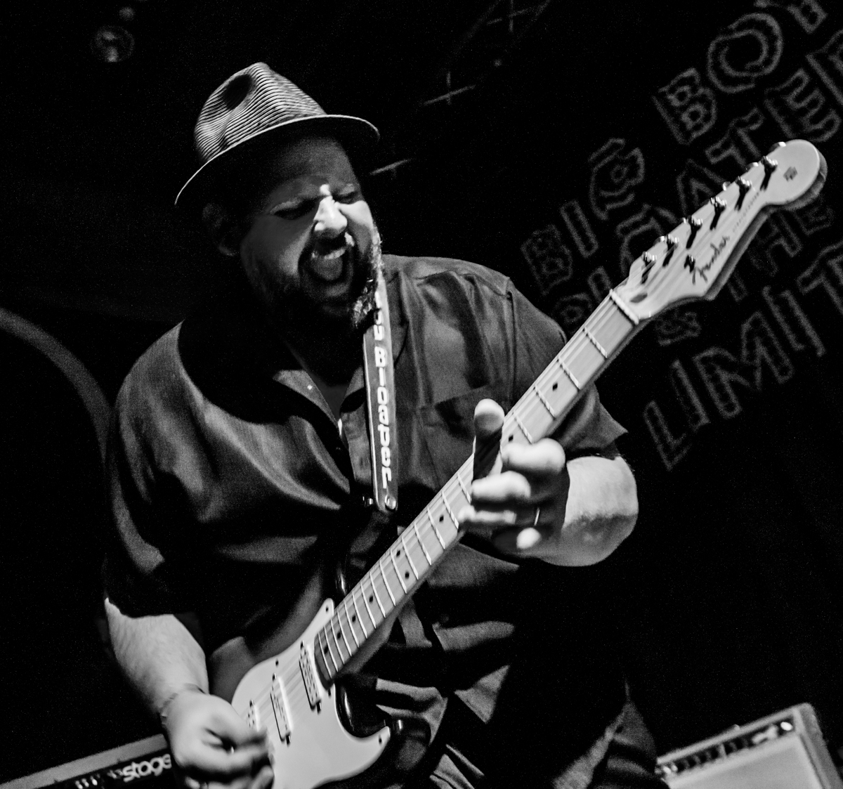 Big Boy Bloater - Band on the Wall