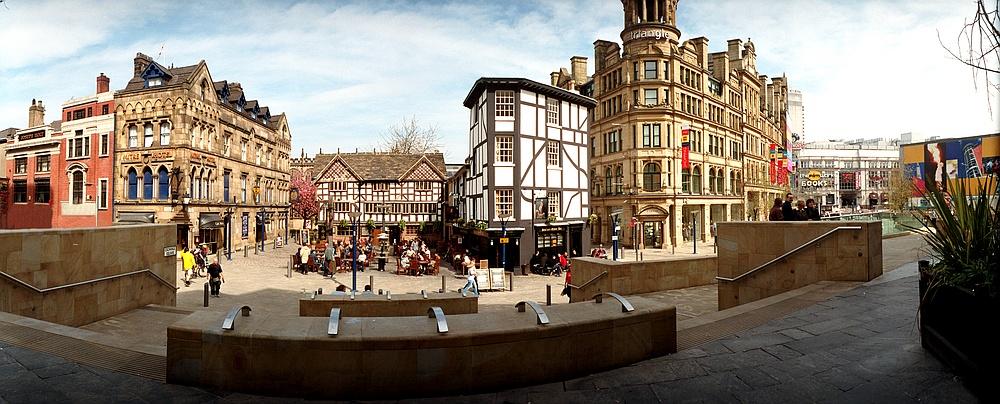 Shambles Square