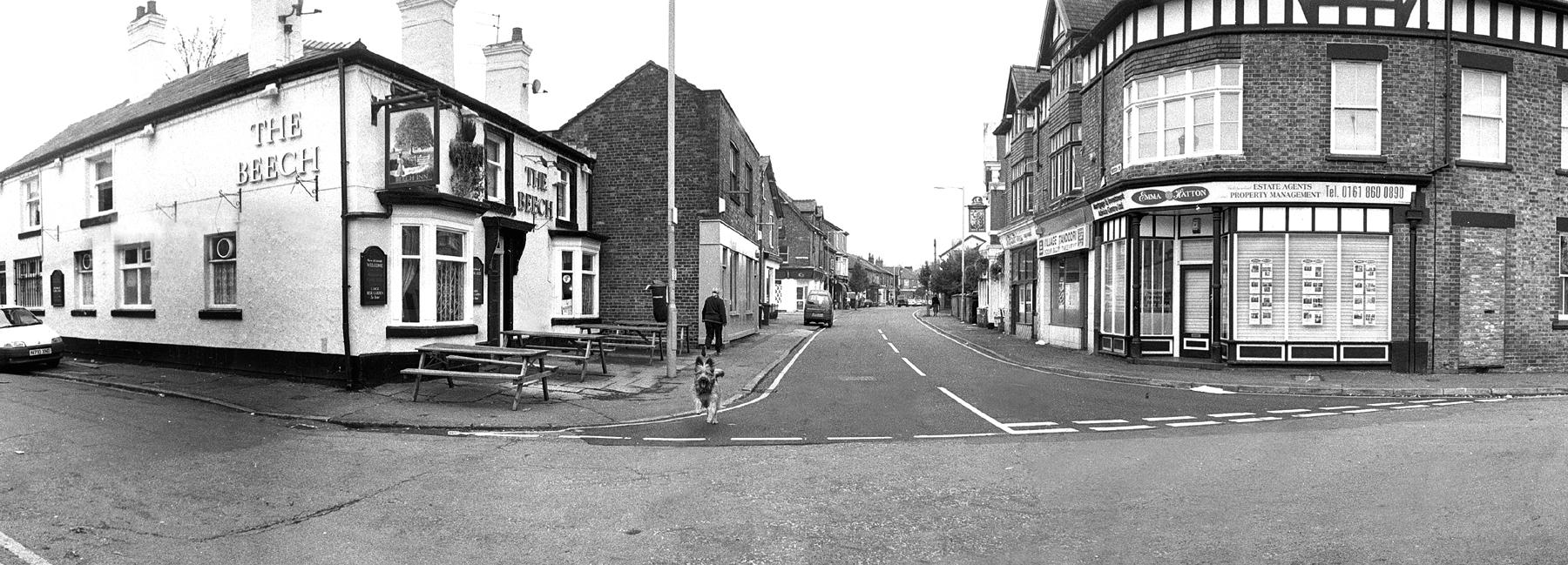 Beech road Chorlton