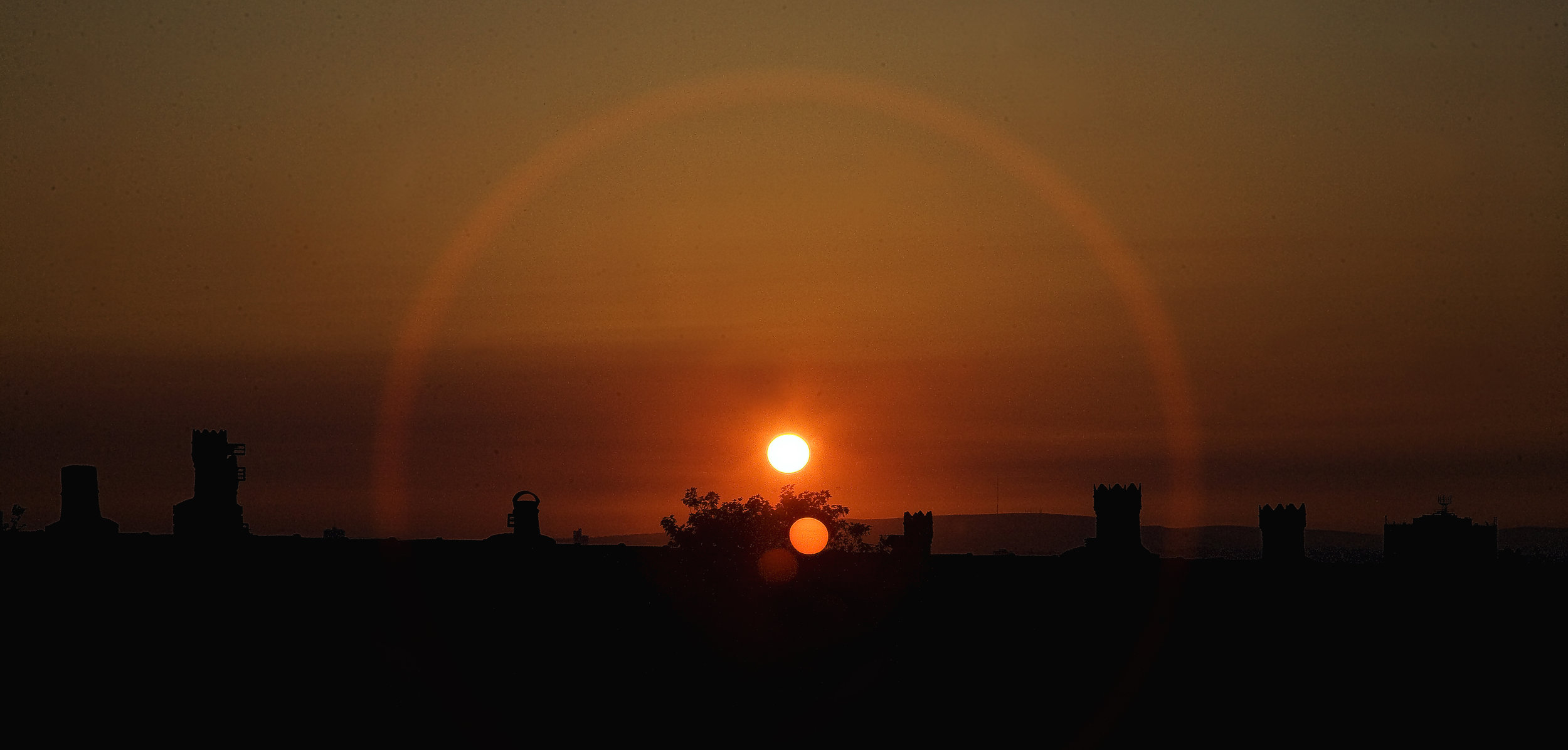 Sunset Arc