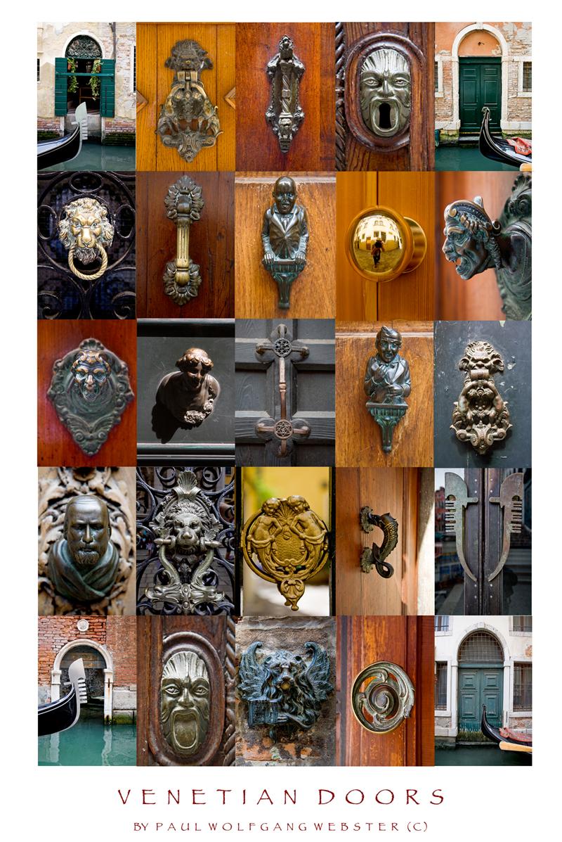 Venice Door Handles