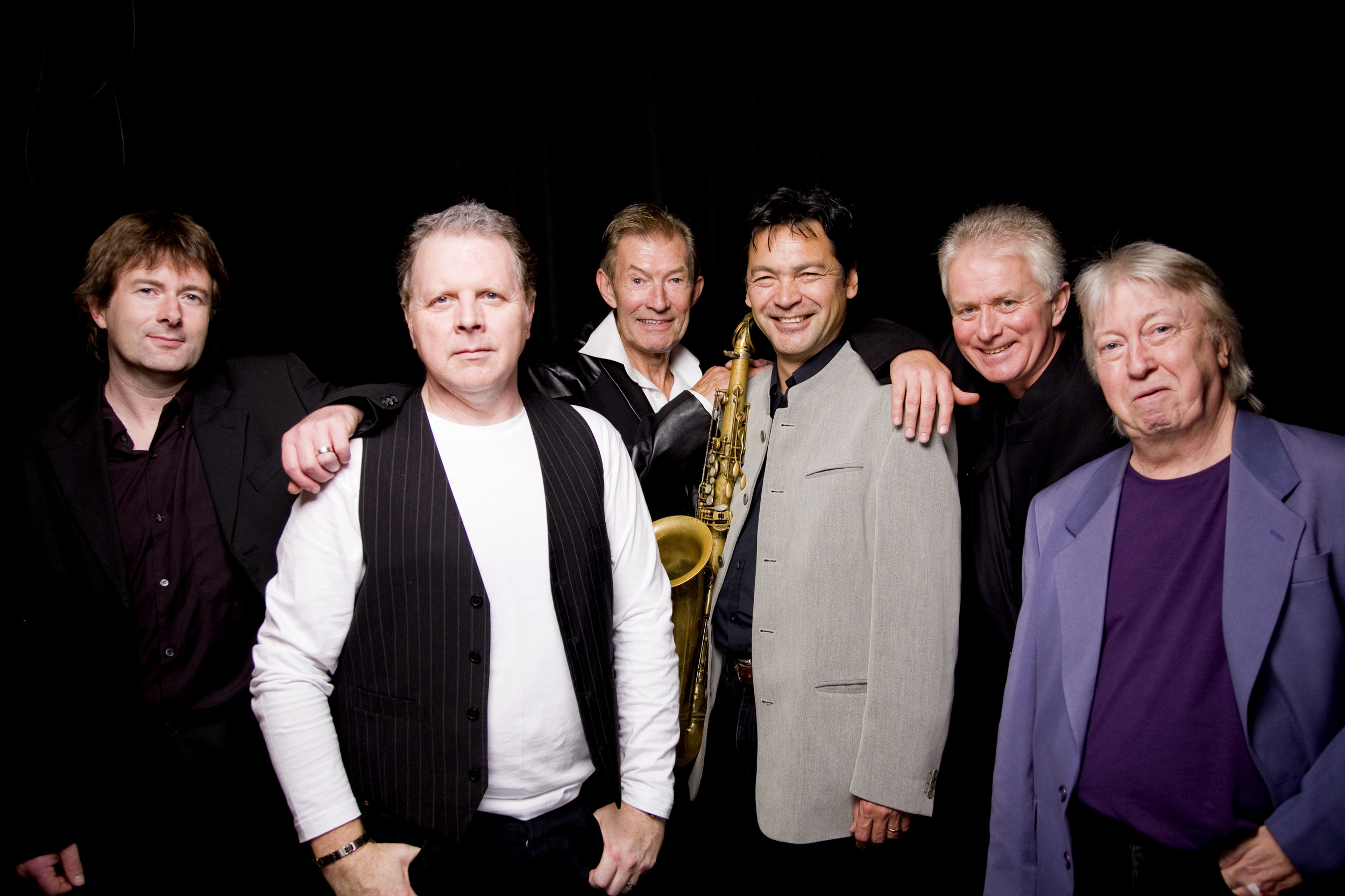 Norman Beaker Blues Band with Dave Berry