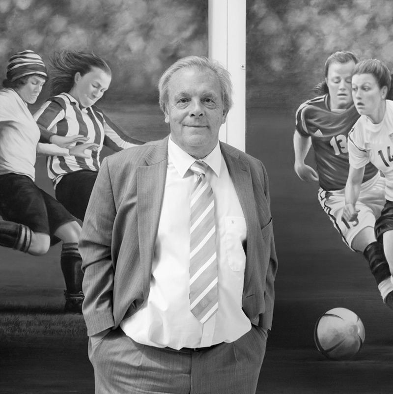 Gordon Taylor OBE