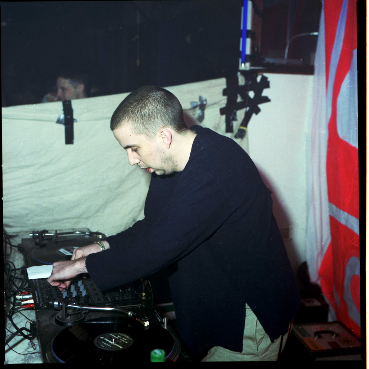 Andy Weatherall DJ