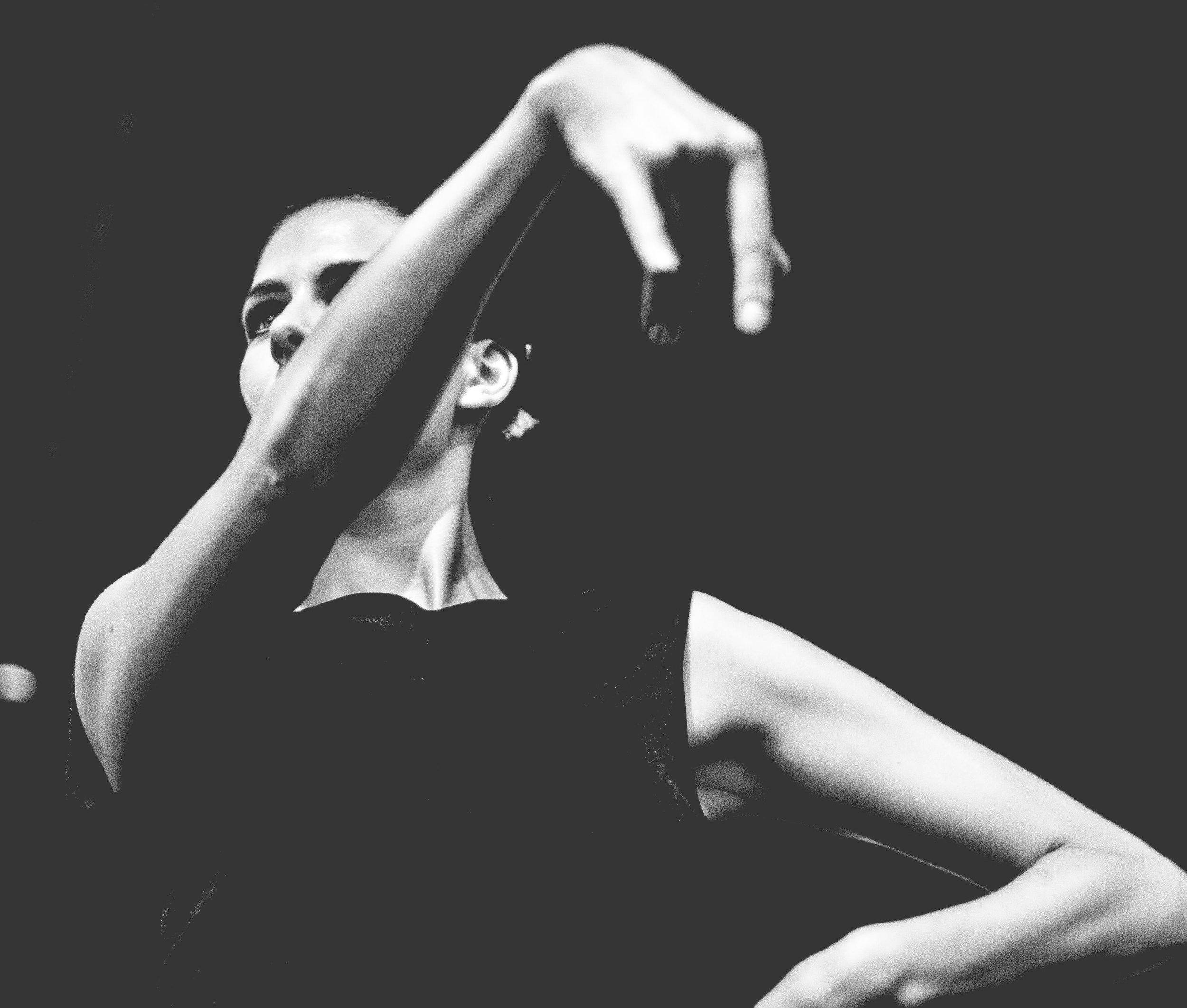 Pirók Zsófia, flamenco táncos
