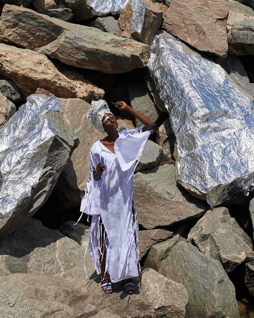 Anointing- Iamisigo AW18 -