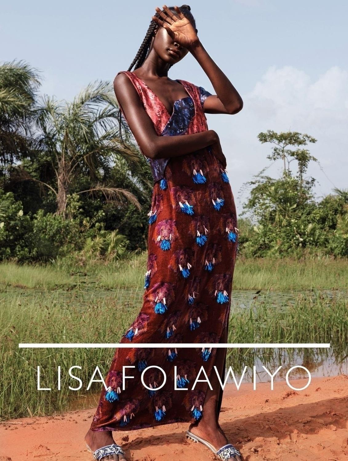 LISA FOLAWIYO - SS18