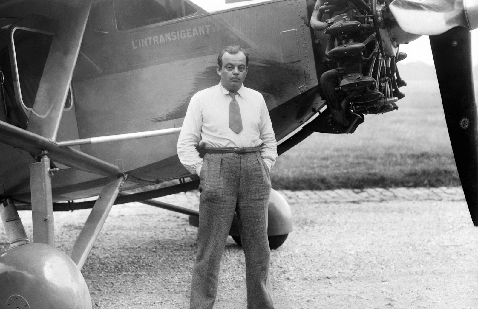 Antoine de St-Exupéry - Author and Aviator