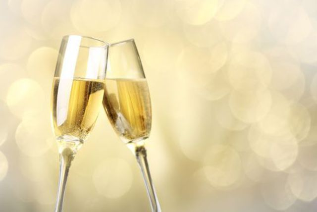 - champagne