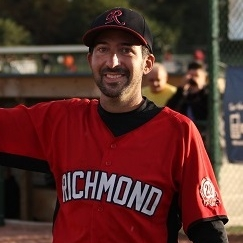David D'Urbano - Club President - Dave joined Richmond in 2012 and immediately took on the co-manager role for the Dukes. He provided leadership and experience and in only his second year in the role led the Dukes from a 1-10 season to the Single A National title.Dave and took on the co-manager role for the Dragons in 2016 as well as the Presidency.