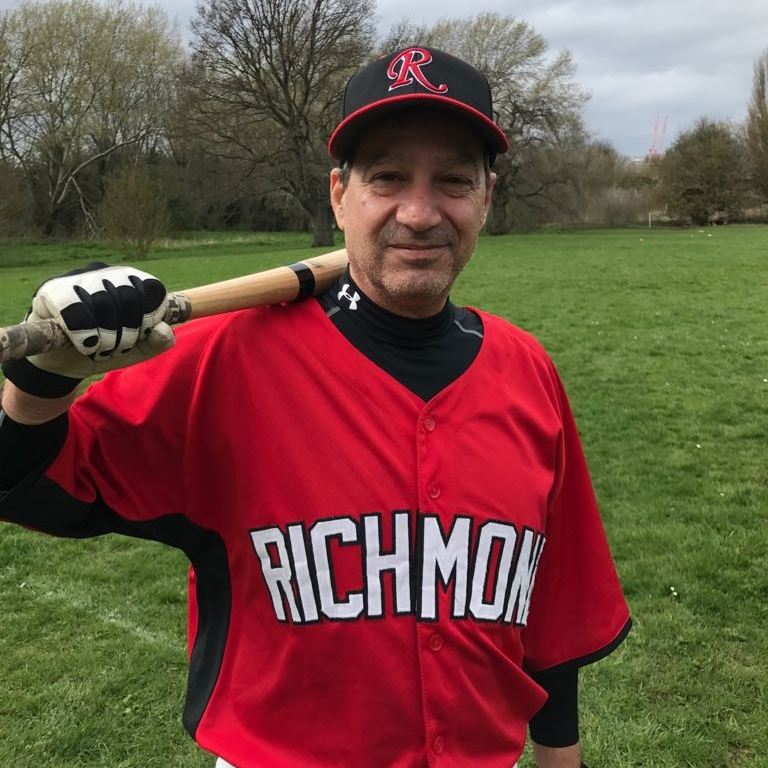 Bill Varon —Vice President - Taking over the VP role in 2019, Bill also manages our Single A and development team, The Dukes for the second year in 2019.A Member since 2005 for Richmond Baseball, Bill rejoined the club in 2017 after a 9 year hiatus for family and Work.