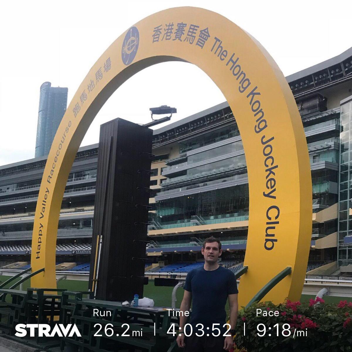 Hong Kong Racecourse