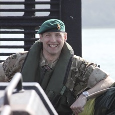 Col Graeme Armour - CO 1 Assault Group Royal Marines