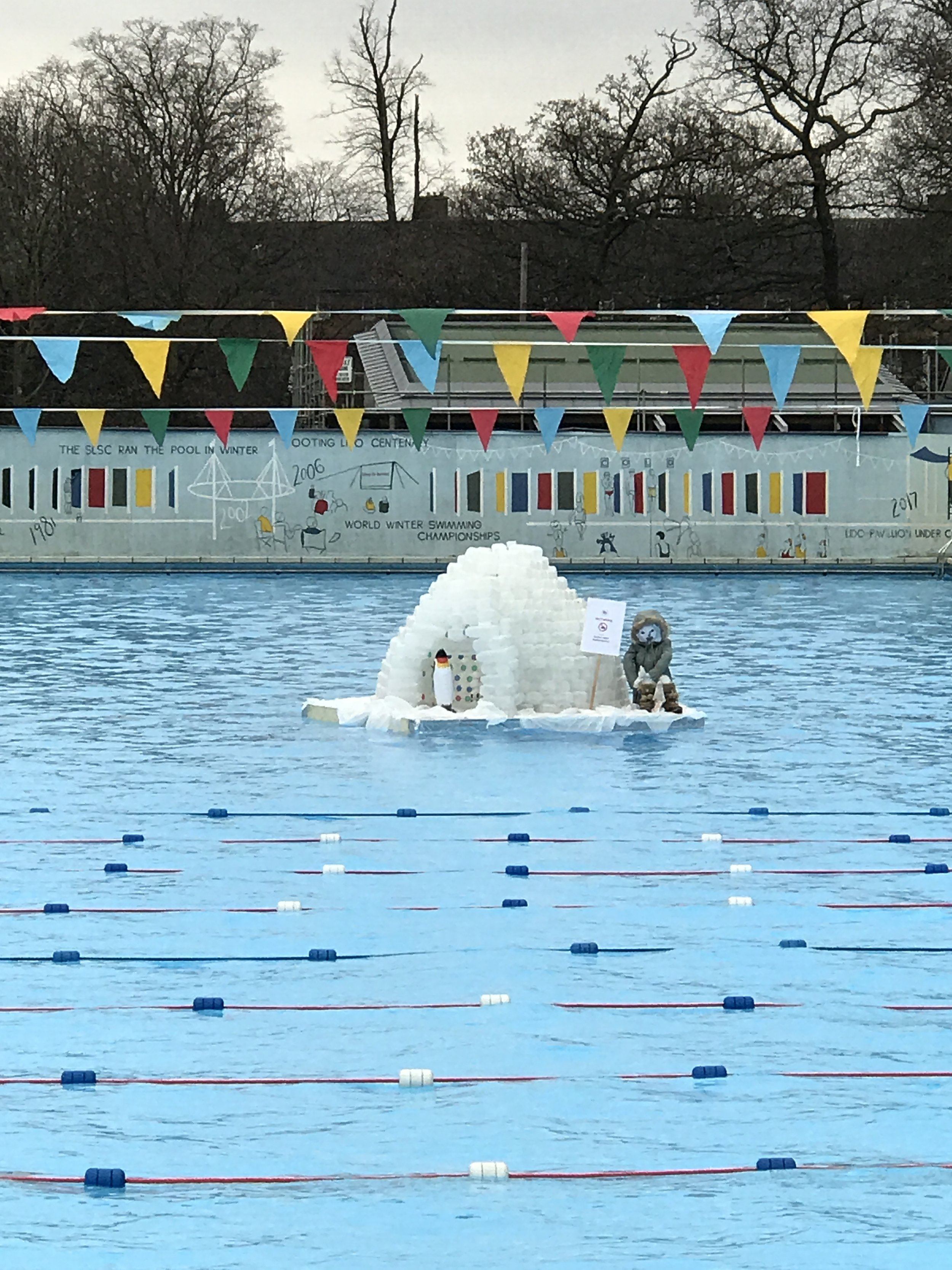 UK Coldwater Swimming Championships