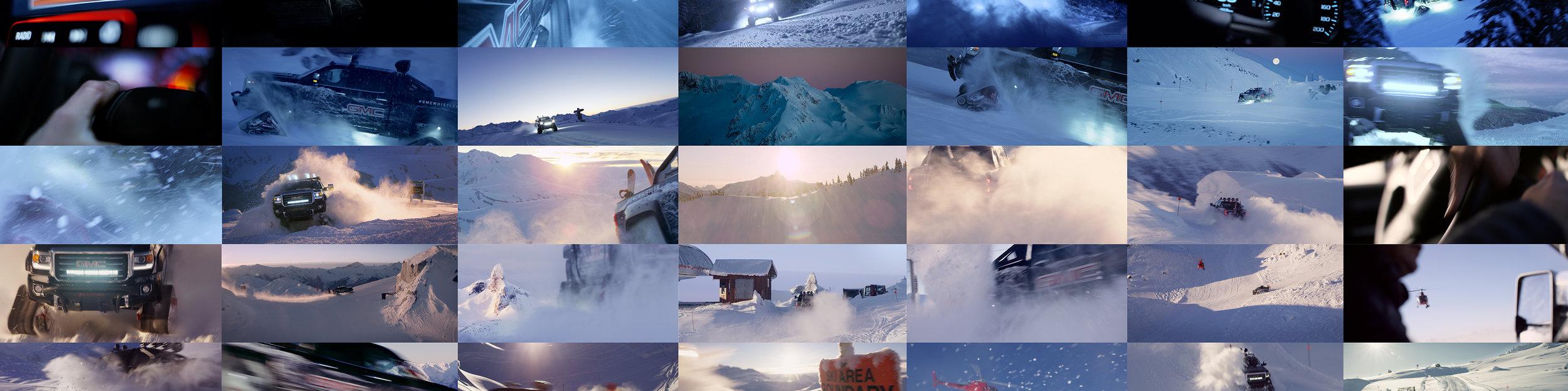 GMC - All Mountain -