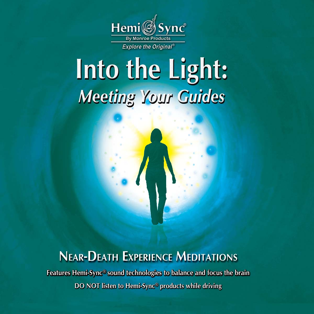 Into the Light: Meeting your Guides CD