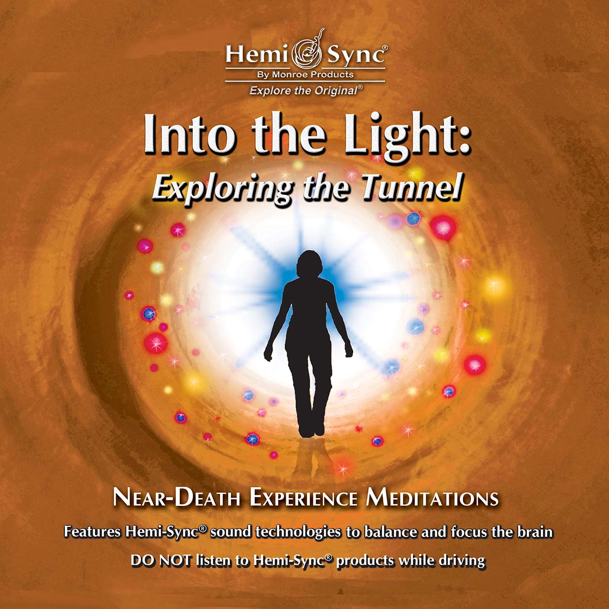 Into the light:  exploring the tunnel CD